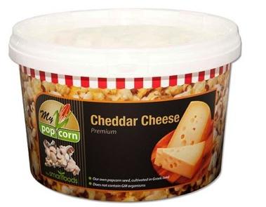 POP CORN 185GR - Cheddar Cheese