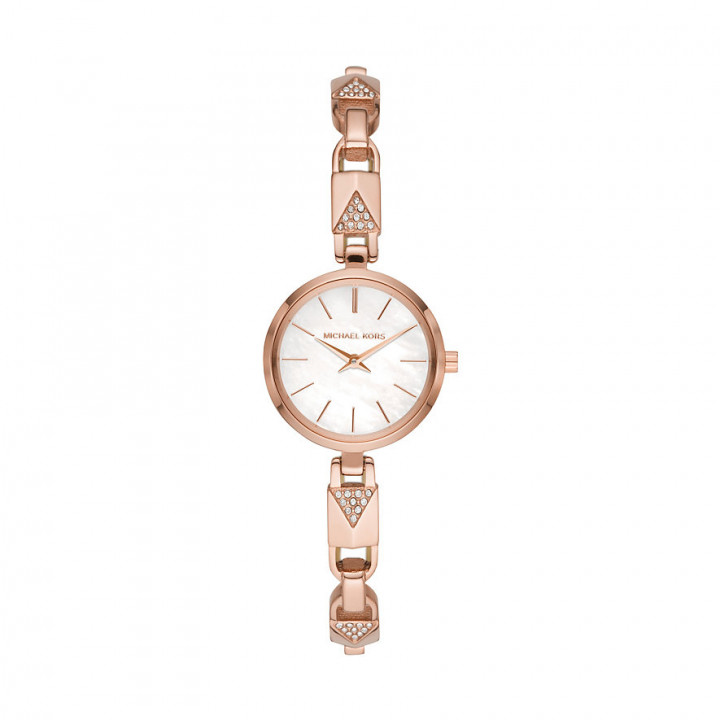 Michael Kors 'Jaryn Mercer' Rosegold Women's Watch