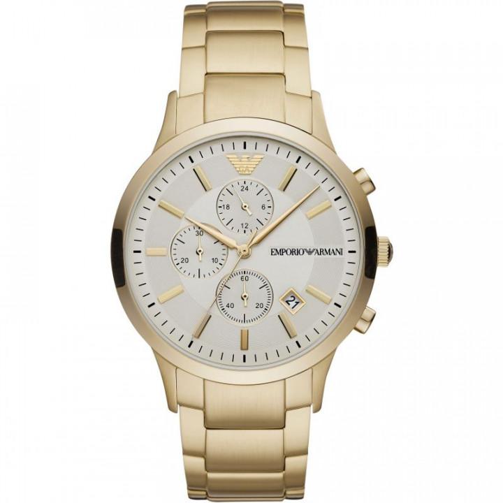 Emporio Armani Gold Watch