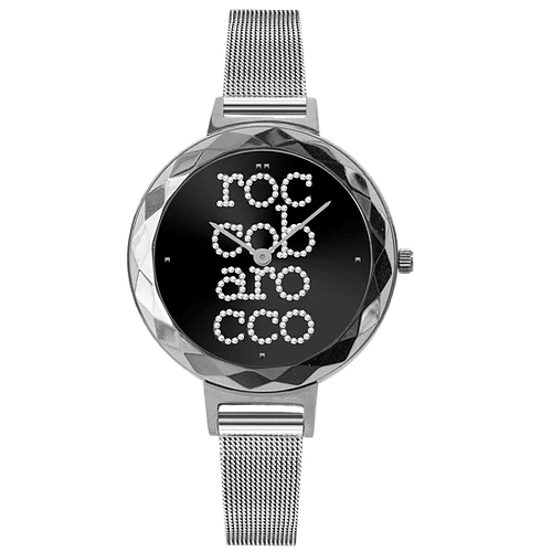ROCCO BAROCCO EXCHANGE STEEL SPECIAL EDITION - SS Case Ø 32 mm - Meshband