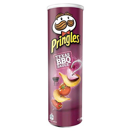 PRINGLES TEXAS BBQ 165G