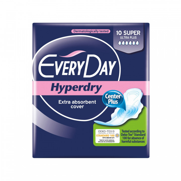 every day hyperrdry