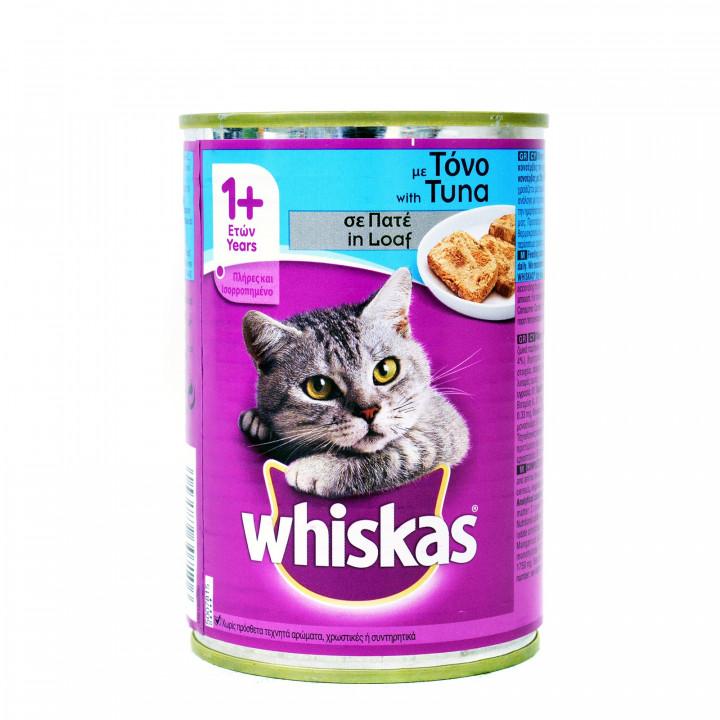 whisckas konserva