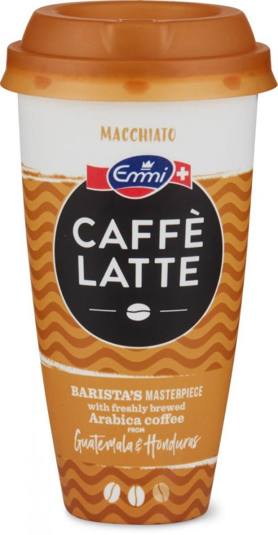 CAFE LATTE MACCHIATO