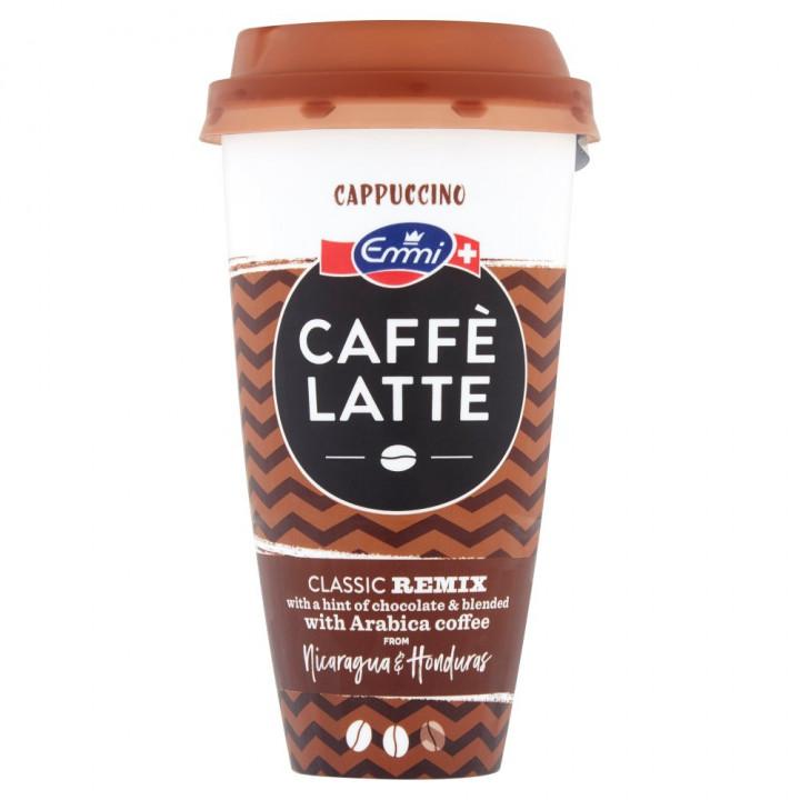 CAFFE LATE CAPPUCCINO