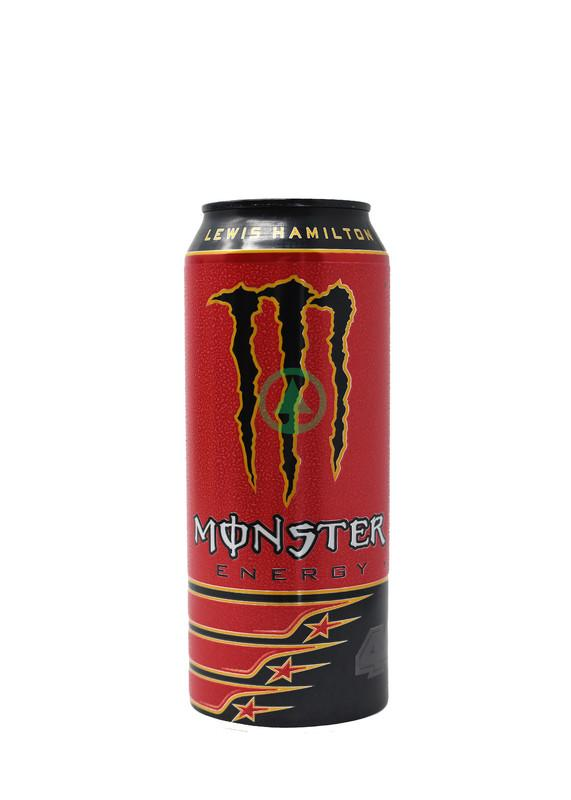monster red new