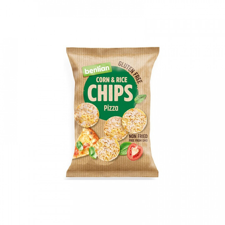 benilian chips pizza