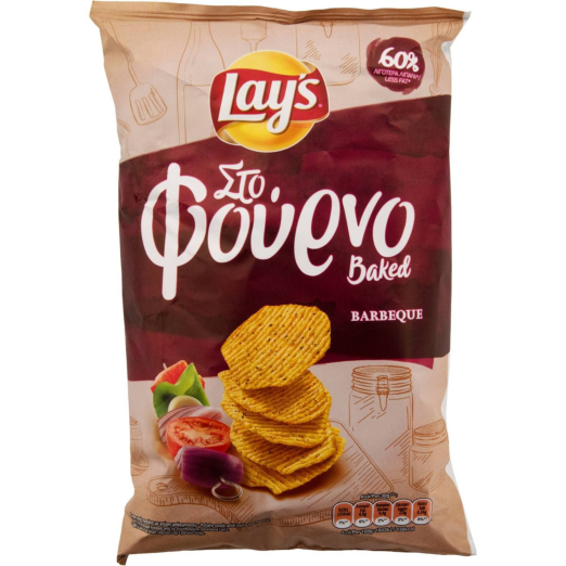 LAYS BAKED BARBEQUE 72G