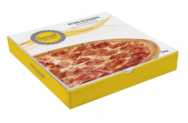 SEMELI PIZZA PEPPERONI 400g