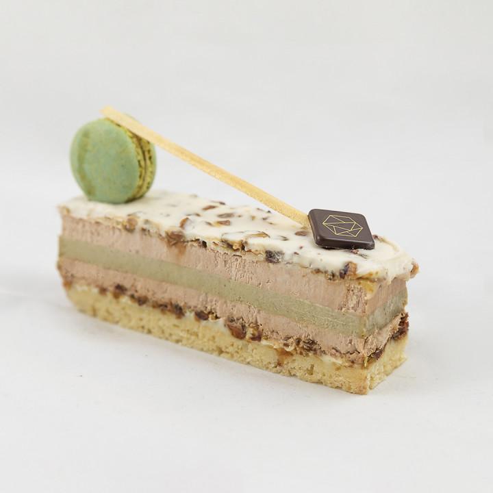 Caramel Pistachio
