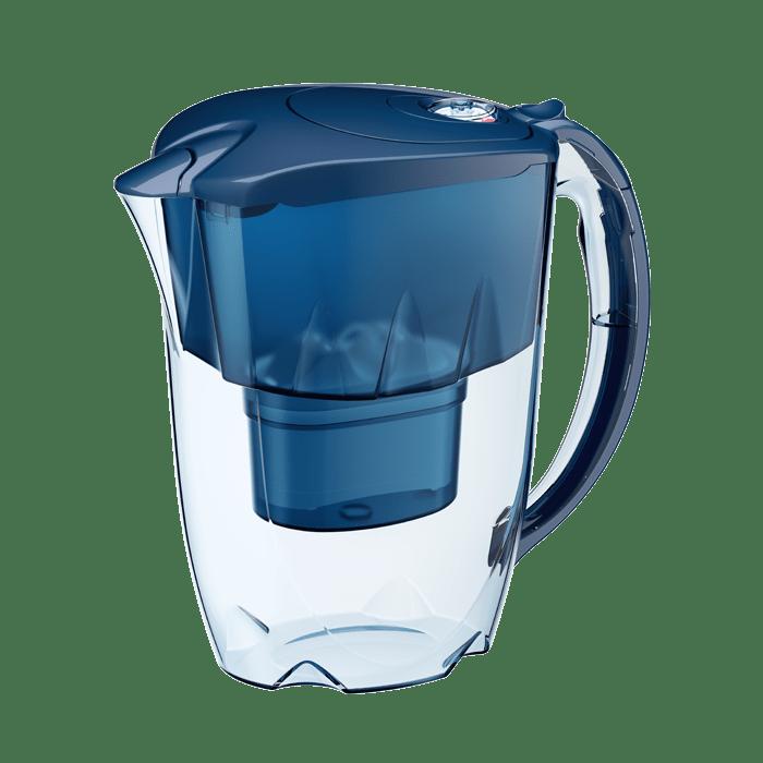 Water Jug with filter ''JASPER'' Dark Blue