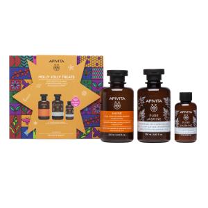 Apivita Holly Jolly Treats Gift Set
