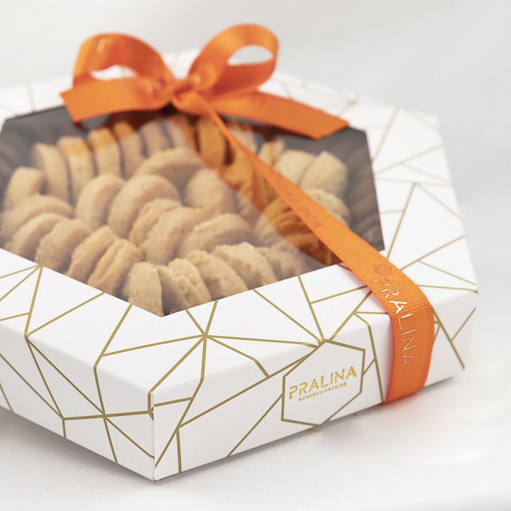 Petits Fours - Chocolate & Vanilla Diamands (590gr)