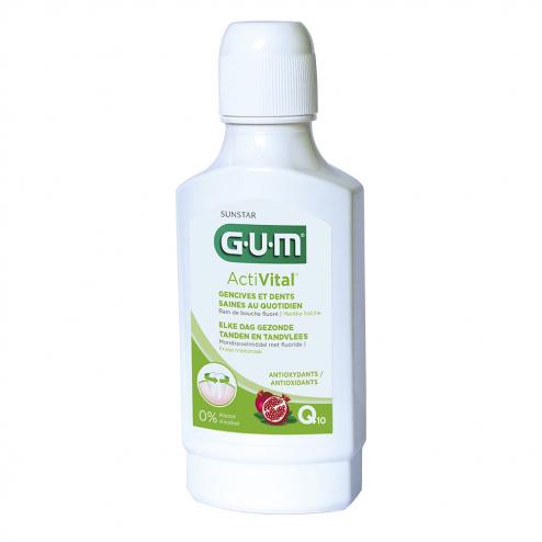 GUM Actival Q10 Mouthwash