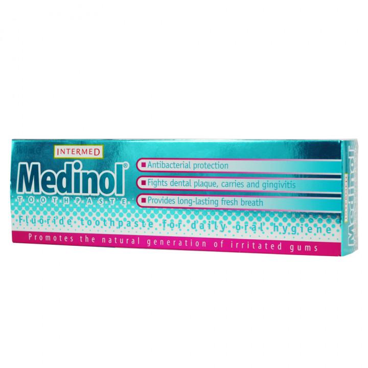 Medinol Toothpaste Fluoride 100g