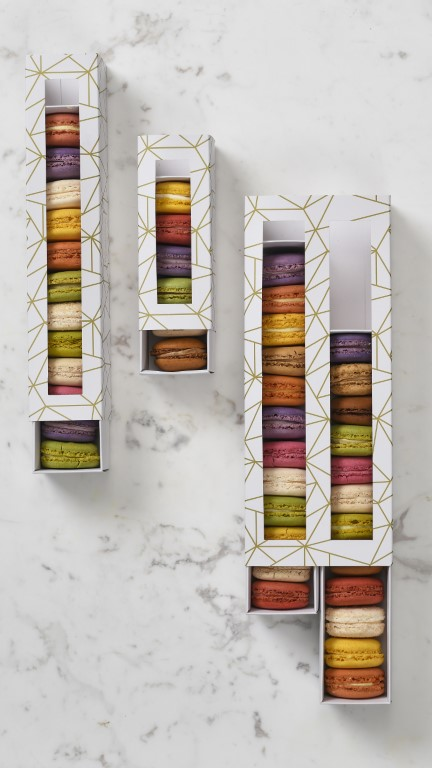 Macarons - Box of 24