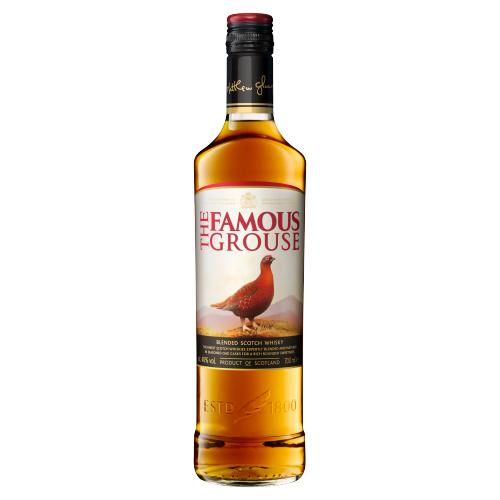 WHISKY THE FAMOUS GROUSE 70CL