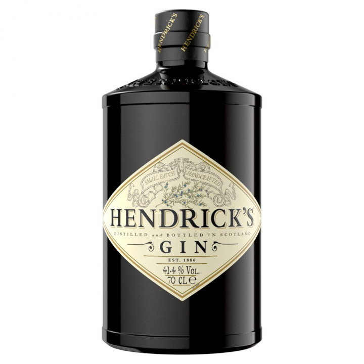 GIN HENDRICKS 70CL 41.4 VOL