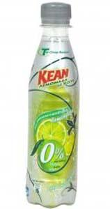 KEAN STEVIA LEMONADE PET 250ML