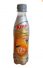 KEAN STEVIA ORANGEADE PET 250 ML