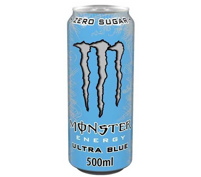 MONSTER EN ULTRA BLUE 500ML