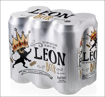 LEON 6 x 500ML
