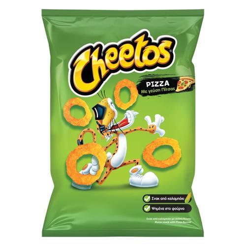 LAYS CHEETOS PIZZA 36 GR