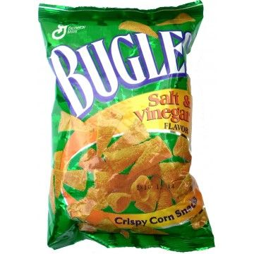 BUGLES SALT & VINEGAR 40 GR