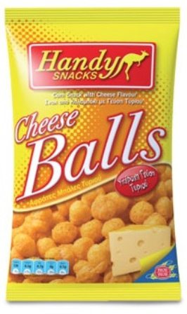 HANDY CHEESE BALLS 180G