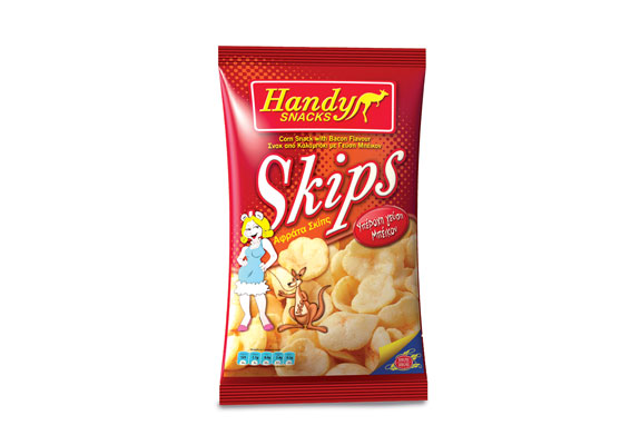 HANDY SKIPS BACON 65GR