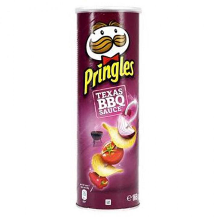 PRINGLES TEXAS BBQ 165GR