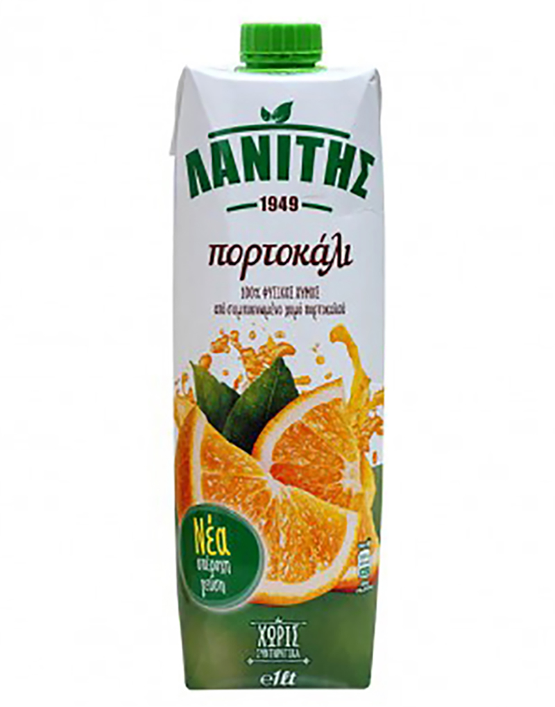 LANITIS ORANGE 1L