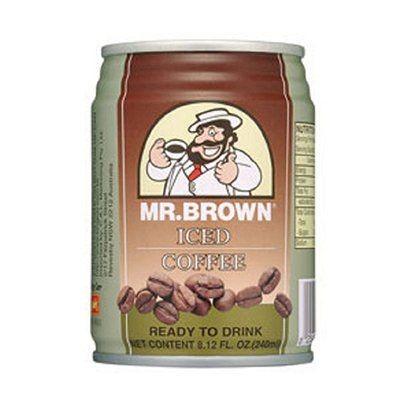 MR. BROWN 250ML - Iced Coffee