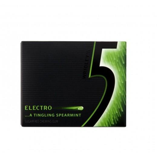 WRIGLEY`S 5 - Electro