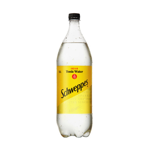 SCHWEPPES TONIC WATER 1.5LTR