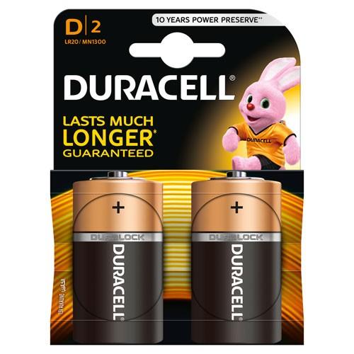 DURACELL MN1300D X2