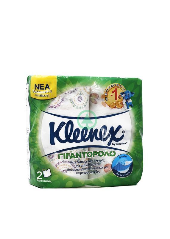 KLEENEX KITCHEN TOWELS 2 ROLL