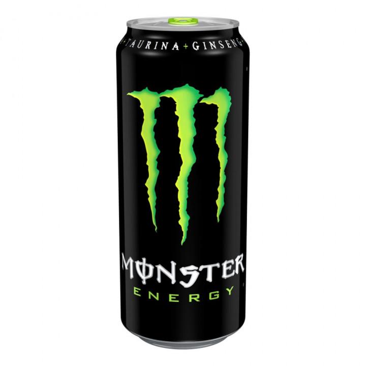 MONSTER ENERGY 500ML - Original