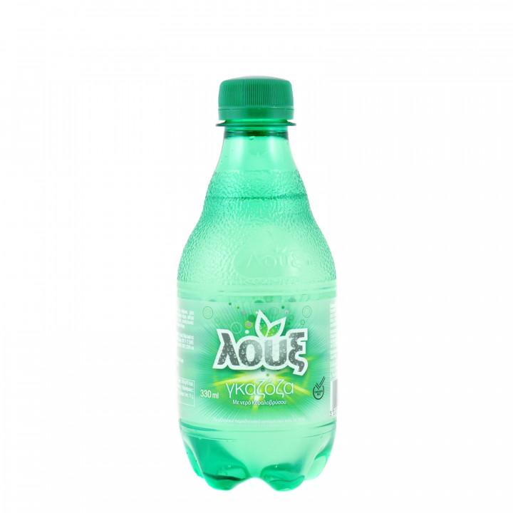 LOUX JUICE DRINK 330ML - Gazoza