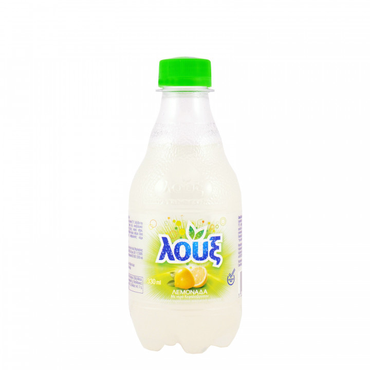 LOUX JUICE DRINK 330ML - Lemonade