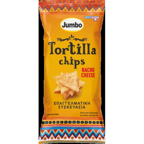JUMBO TORTILLA CHIPS NACHOS 350G