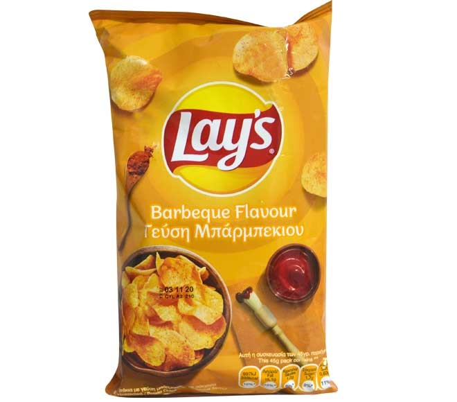 LAYS Chips 90GR - Barbeque