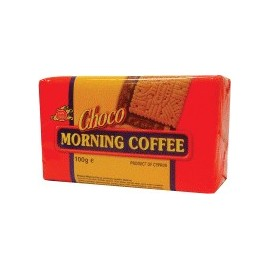 MORNING COFFEE CHOCOLATE 100G NEW