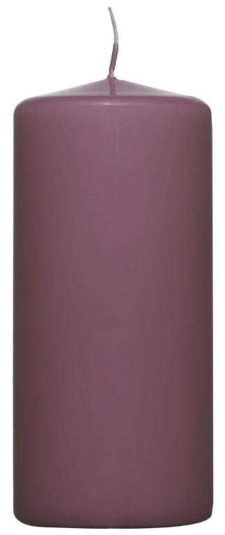 VILLAVERDE CANDLES 68/150MM ROSE