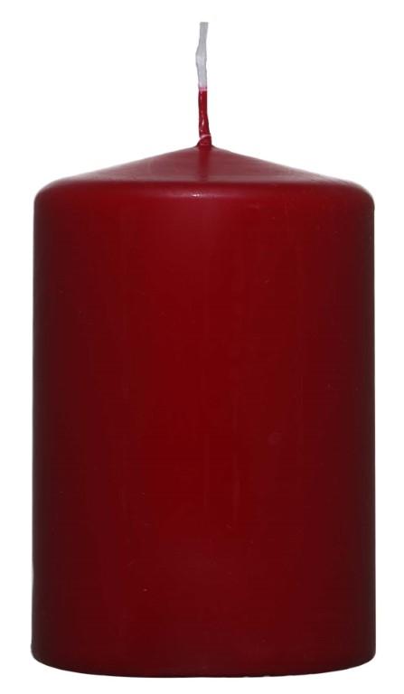 VILLAVERDE CANDLES 68/100MM RED