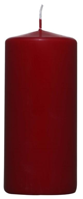 VILLAVERDE CANDLES 68/150MM RED