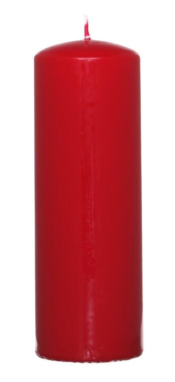 VILLAVERDE CANDLES 68/200MM RED