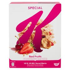 KELLOGS SPECIAL K RED FRUITS 290G