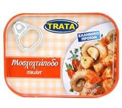 TRATA OCTOPUS MOSCHATA PIQ 100G