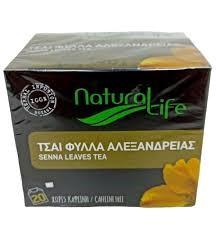 NATURAL LIFE TEA FYLLA ALEXANDRIAS 20s